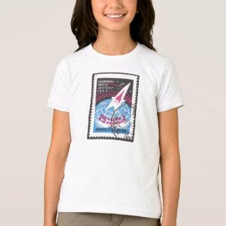 Camiseta Vostok 2 e globo