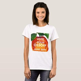 Camiseta Vote seu Ossoff!   VOTE o congresso de Jon Ossoff