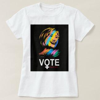 Camiseta votehillary2016