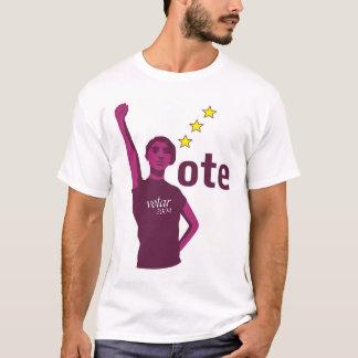 Camiseta Voto 2004