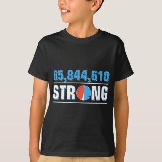 Camiseta voto 65,844,6100 popular forte