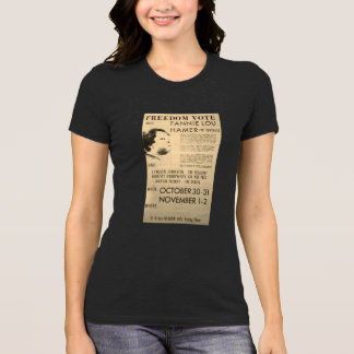 Camiseta Voto da liberdade