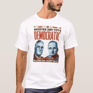 Camiseta Voto Democrática