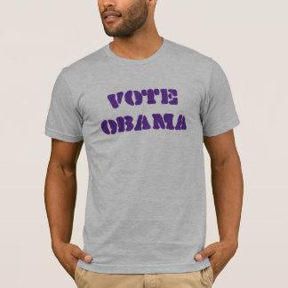 Camiseta Voto Obama!