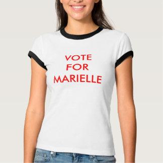 Camiseta Voto para Marielle