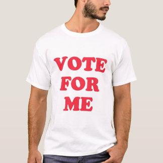 Camiseta Voto para mim