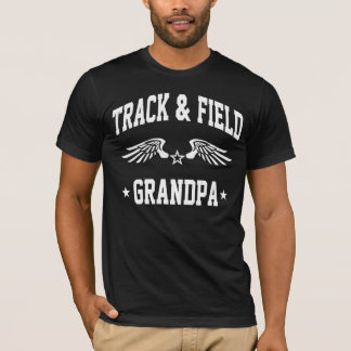 Camiseta Vovô do atletismo