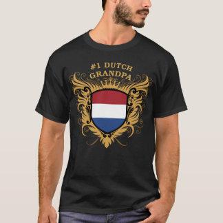 Camiseta Vovô holandês do número um
