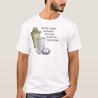 Camiseta Vovô o fabricante do sorvete