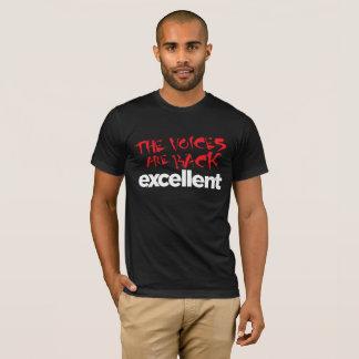 """Camiseta """"vozes """""""