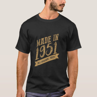 Camiseta VT180/fez em 1951 toda a parte original!