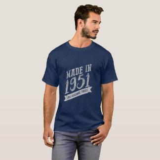 Camiseta VT205/fez em 1951 todas as peças originais!