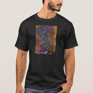 Camiseta Vulcão de fumo