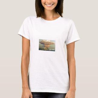 Camiseta Vulcão distante
