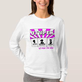 Camiseta w3 rul0r j00 sux0r!