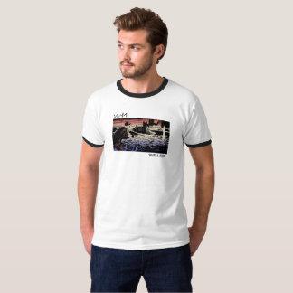 Camiseta W.M. Skate/acesso. T-shirt - edição do gângster