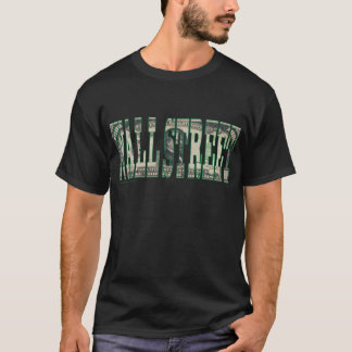 Camiseta Wall Street