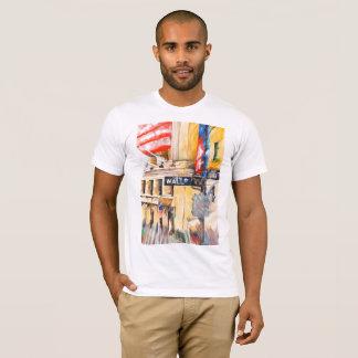 Camiseta Wall Street mim