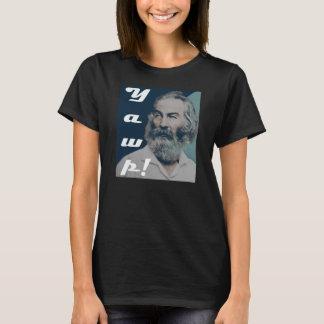 Camiseta Walt Whitman Yawp!