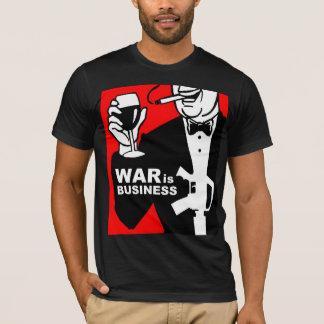Camiseta war is business