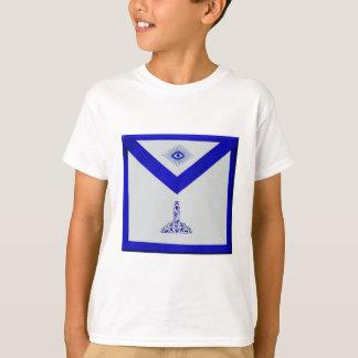 Camiseta Warden superior Avental de Mansonic