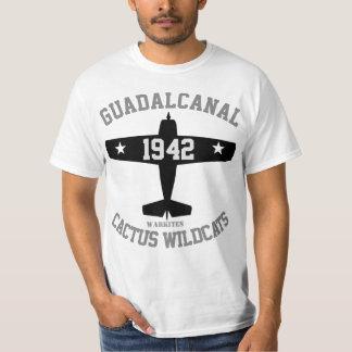 Camiseta Warkites Guadalcanal F4F