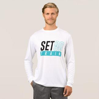 Camiseta Warmup e treinamento de SETGO