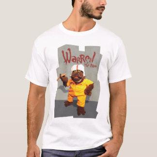 "Camiseta Warren o macaco - ""prisão"" - roupa leve"