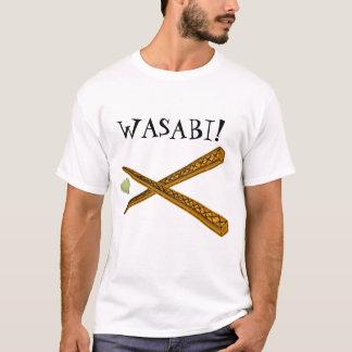 CAMISETA WASABI!