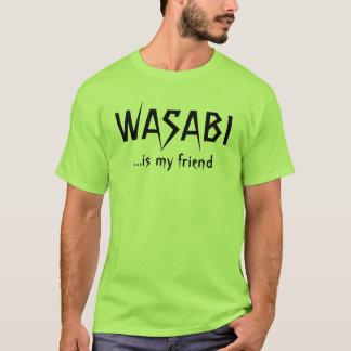 Camiseta WASABI é meu amigo