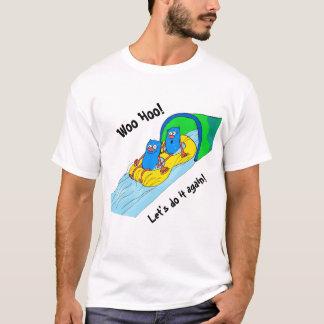 Camiseta Watersliding com meus amigos!