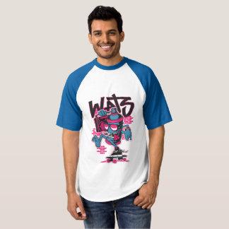 Camiseta wats