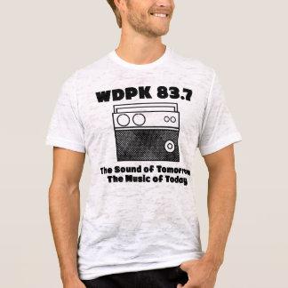 Camiseta WDPK 83,7 o som do amanhã a música de hoje