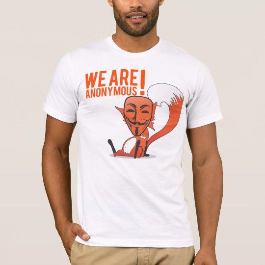 Camiseta We Are...
