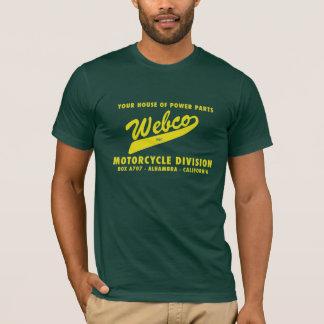 Camiseta webco