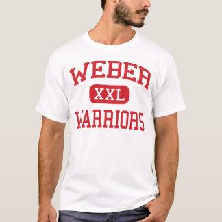 Camiseta Weber - guerreiros - segundo grau de Weber - Ogden