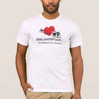Camiseta WeLoveWP.com - personalizado - personalizado