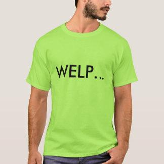 Camiseta welp…