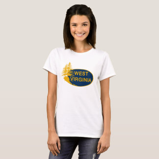 Camiseta West Virginia