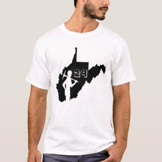 Camiseta West Virginia 29
