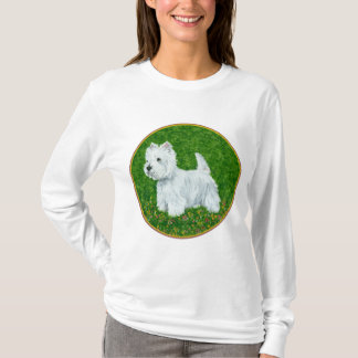 Camiseta Westie Greengrass
