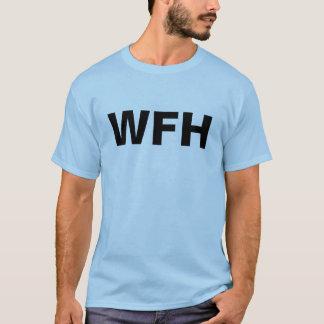 Camiseta WFH - Trabalho da casa