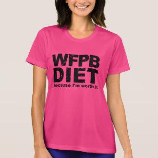 Camiseta WFPB que eu valer a pena (o preto)