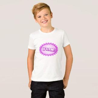 Camiseta Wham o onomatopoeia usado na cultura cómica