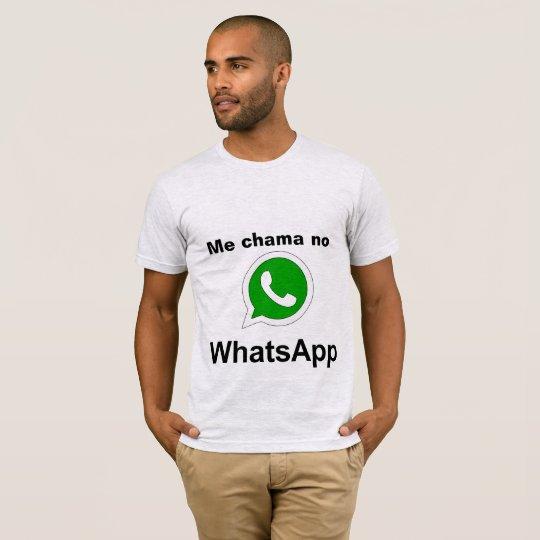 Camiseta whatsapp