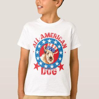 Camiseta Wheaten patriótico