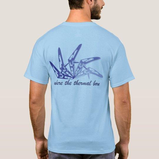 Camiseta where the thermal born