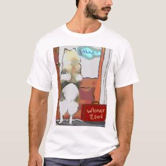 Camiseta Whiner do Keeshond