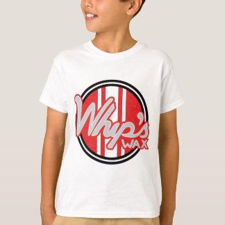Camiseta whips_wax
