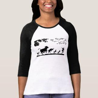 Camiseta Whisperer animal